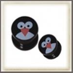 Plug Acrylique Pingu
