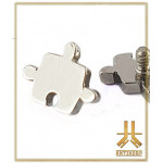 Embout Titane F136 Puzzle B