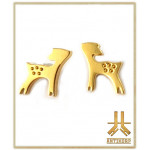 Embout Titane F136 Bambi PVD Gold