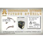 Microbanane Titane INTERNE Stérile 1.2mm