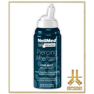 Neilmed Piercing Aftercare - Soin Spray Salin 75ml