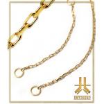Chaine Or 14k maillage n02