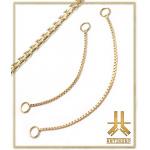 Chaine Or 14k maillage n03