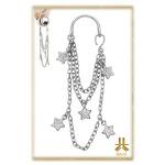 Bracelet Flesh Crystal Stars