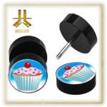 Fake Plug Cupcake